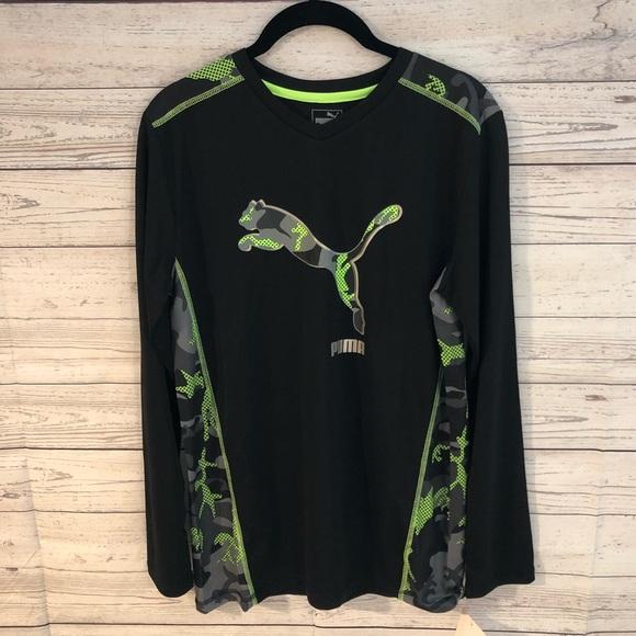 5eb996f618e5f Puma Kids XL Shirt NWT